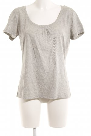 Marc O'Polo Camiseta gris claro moteado look casual