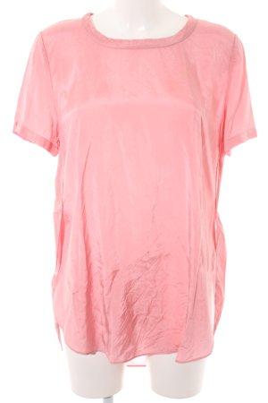 Marc O'Polo Camiseta rosa estilo sencillo