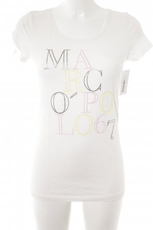 Marc O'Polo Camiseta letras impresas look casual