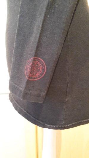 Marc O'Polo T-Shirt schwarz langarm Vintage Gr. 36