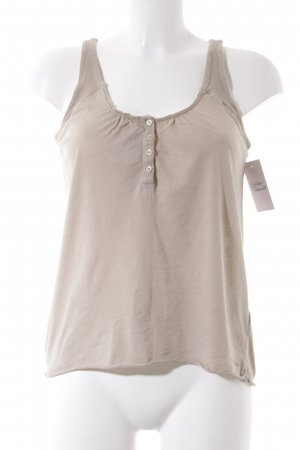 Marc O'Polo Tanktop beige Casual-Look