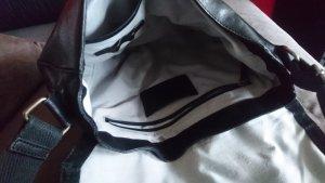 Marc O'Polo Tasche, schwarzes Leder