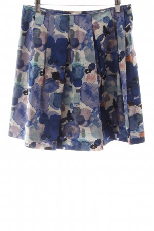 Marc O'Polo Circle Skirt abstract pattern elegant