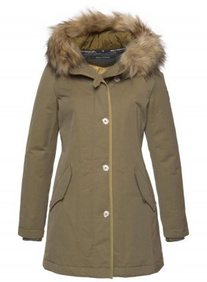 Marc O'Polo Short Coat brown