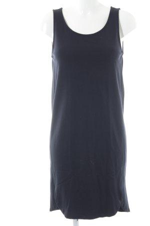 Marc O'Polo Trägerkleid dunkelblau schlichter Stil