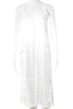 Marc O'Polo Trägerkleid weiß Elegant
