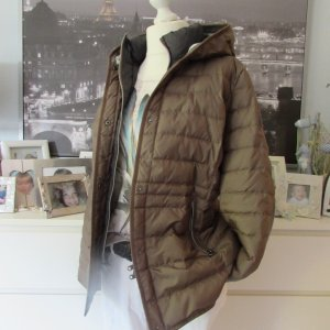 Marc O'Polo Quilted Jacket brown-grey