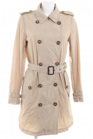 Marc O'Polo Trenchcoat beige style décontracté