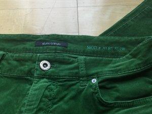 Marc O'Polo Pantalón de pana verde Algodón