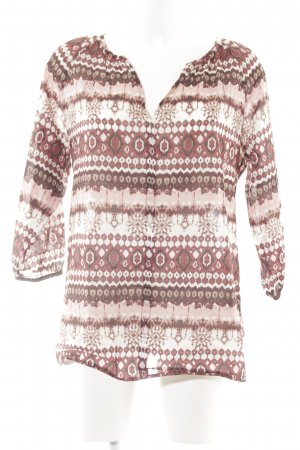 Marc O'Polo Tuniekblouse abstract patroon Boho uitstraling