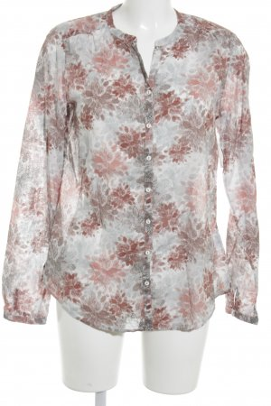 Marc O'Polo Tunikabluse Blumenmuster Casual-Look
