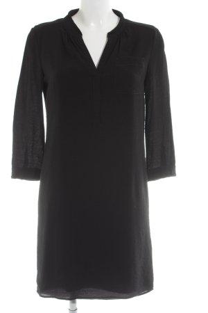Marc O'Polo Robe tunique noir imprimé allover style décontracté