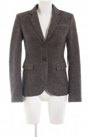Marc O'Polo Tweedblazer braun meliert Business-Look