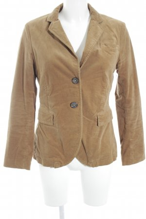 Marc O'Polo Tweedblazer sandbraun-camel Business-Look