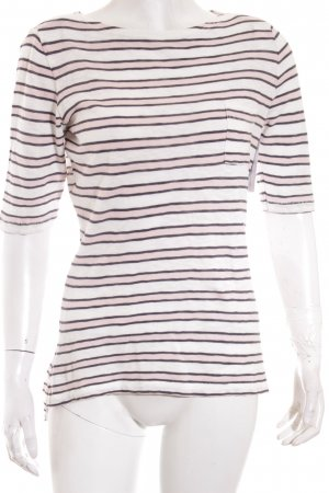 Marc O'Polo U-Boot-Shirt Streifenmuster Casual-Look