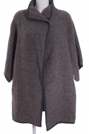 Marc O'Polo Between-Seasons-Coat grey flecked casual look