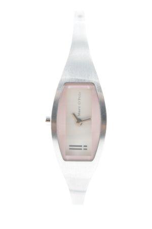 Marc O'Polo Uhr mit Metallband mehrfarbig Glanz-Optik
