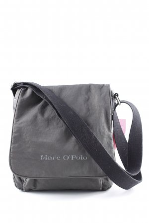 Marc O'Polo Crossbody bag grey-silver-colored casual look