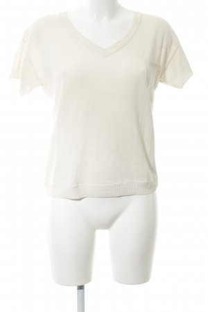 Marc O'Polo V-Neck Shirt natural white casual look