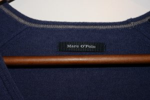 Marc O'Polo V-Pullover petrol Gr. S 100% Merinowolle!