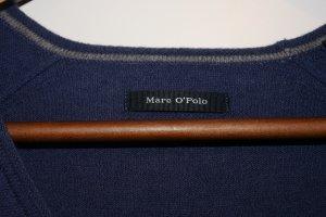 Marc O'Polo V-Pullover petrol Gr. S 100% Merinowolle!