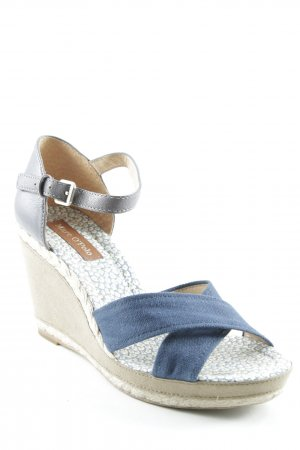 Marc O'Polo Wedges Sandaletten Blumenmuster Casual-Look