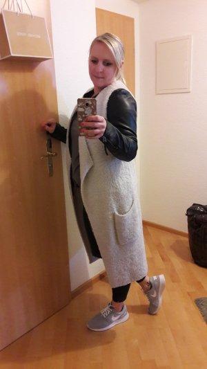 Marc O'Polo Manteau en laine blanc cassé laine