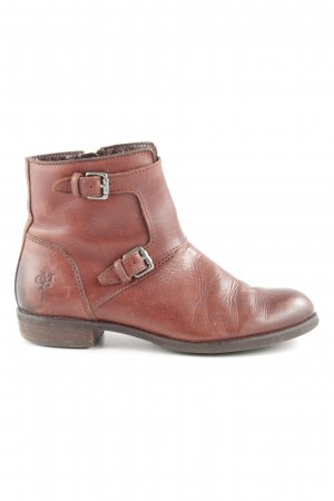 Marc O'Polo Western-Stiefeletten mehrfarbig Casual-Look