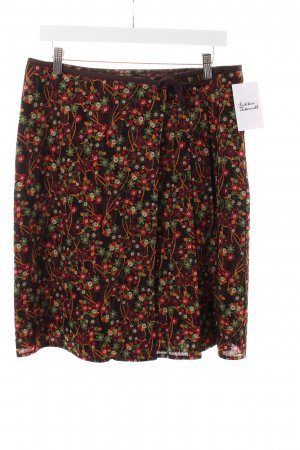 Marc O'Polo Wraparound Skirt flower pattern extravagant style