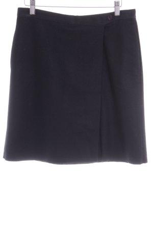 Marc O'Polo Falda cruzada negro elegante