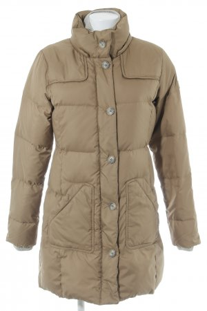 Marc O'Polo Winterjacke camel Steppmuster Casual-Look