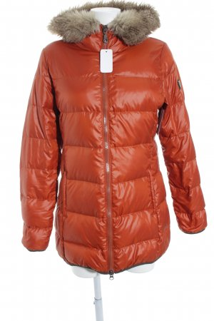 Marc O'Polo Winterjacke dunkelorange Casual-Look