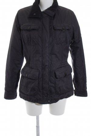 Marc O'Polo Winterjacke graublau Casual-Look