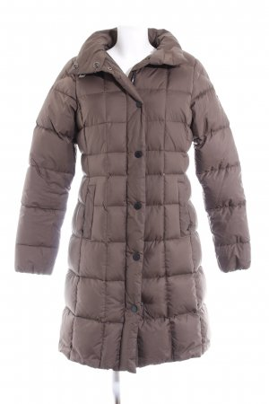 Marc O'Polo Winterjacke graubraun Casual-Look