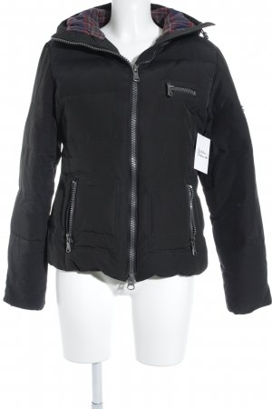 Marc O'Polo Winterjacke schwarz Casual-Look