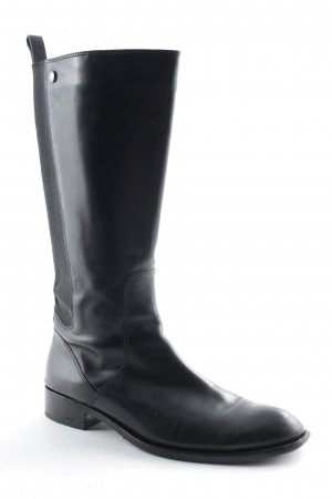 Marc O'Polo Winterstiefel schwarz Casual-Look