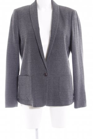 Marc O'Polo Woll-Blazer grau Casual-Look