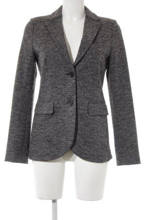 Marc O'Polo Wool Blazer grey-dark grey flecked casual look