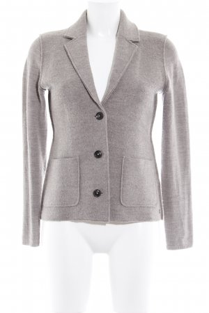Marc O'Polo Wool Blazer grey brown business style