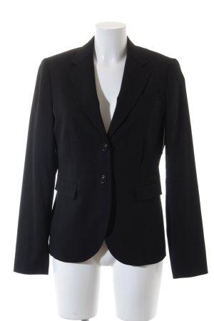 Marc O'Polo Woll-Blazer schwarz Business-Look
