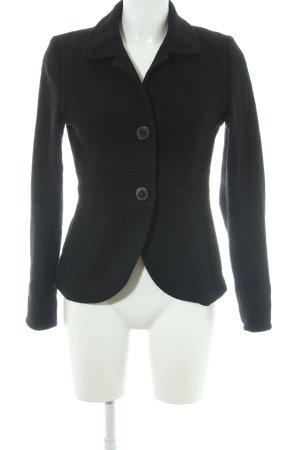 Marc O'Polo Wool Blazer black business style