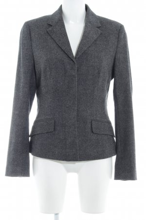 Marc O'Polo Wool Blazer taupe flecked business style