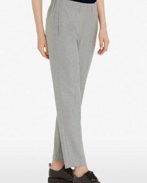Marc O'Polo Pantalone di lana grigio