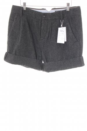 Marc O'Polo Woolen Trousers dark grey casual look