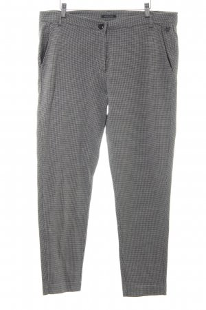 Marc O'Polo Pantalone di lana Stampa suggestiva stile casual