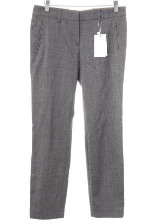 "Marc O'Polo Woolen Trousers ""Lisa"" dark grey"