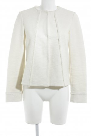 Marc O'Polo Wolljacke creme Business-Look