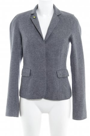 Marc O'Polo Wolljacke grau Business-Look