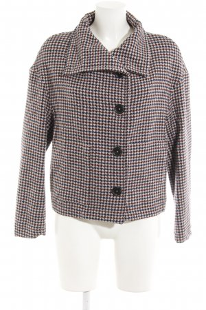 Marc O'Polo Wool Jacket houndstooth pattern casual look