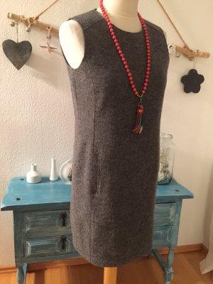Marc O'Polo Vestido de lana gris oscuro